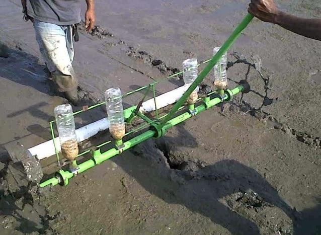 contoh teknologi tepat guna sederhana di bidang pertanian